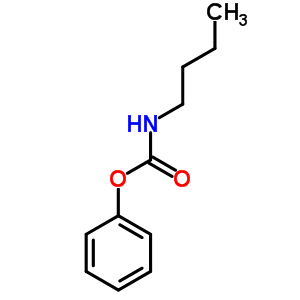 phenyl butylcarbamate c11h15no2 dichte molecular structure molecular formula synonyme boiling. Black Bedroom Furniture Sets. Home Design Ideas